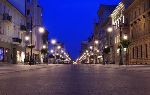 apartamenty Ilumino w Łodzi