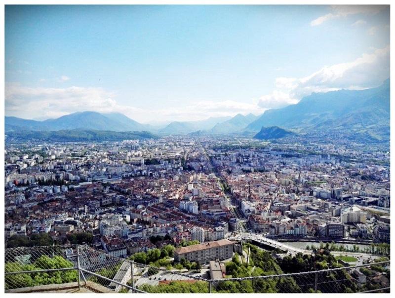 Co zwiedzić w Grenoble