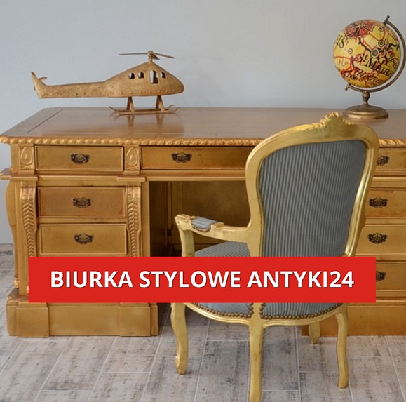 biurka klasyczne