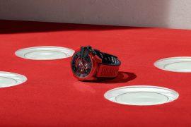 Czerwony zegarek Diesel - 5 propozycji dla odważnego mężczyzny